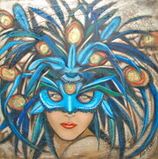 BEAUTY BEHIND THE VENETIAN MASK