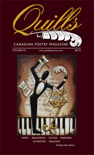 Quills Canadian Poetry Magazine